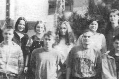 Klassenfotos 1995-96